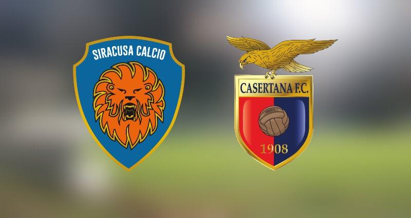 "La Casertana sbanca il ""De Simone"": Siracusa, addio playoff"