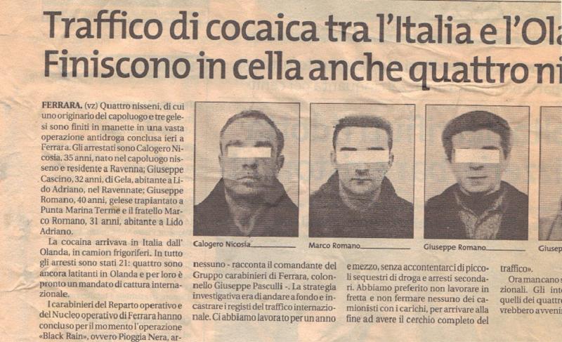 Operazione congiunta Italia-Olanda: arrestato uomo latitante da 11 anni