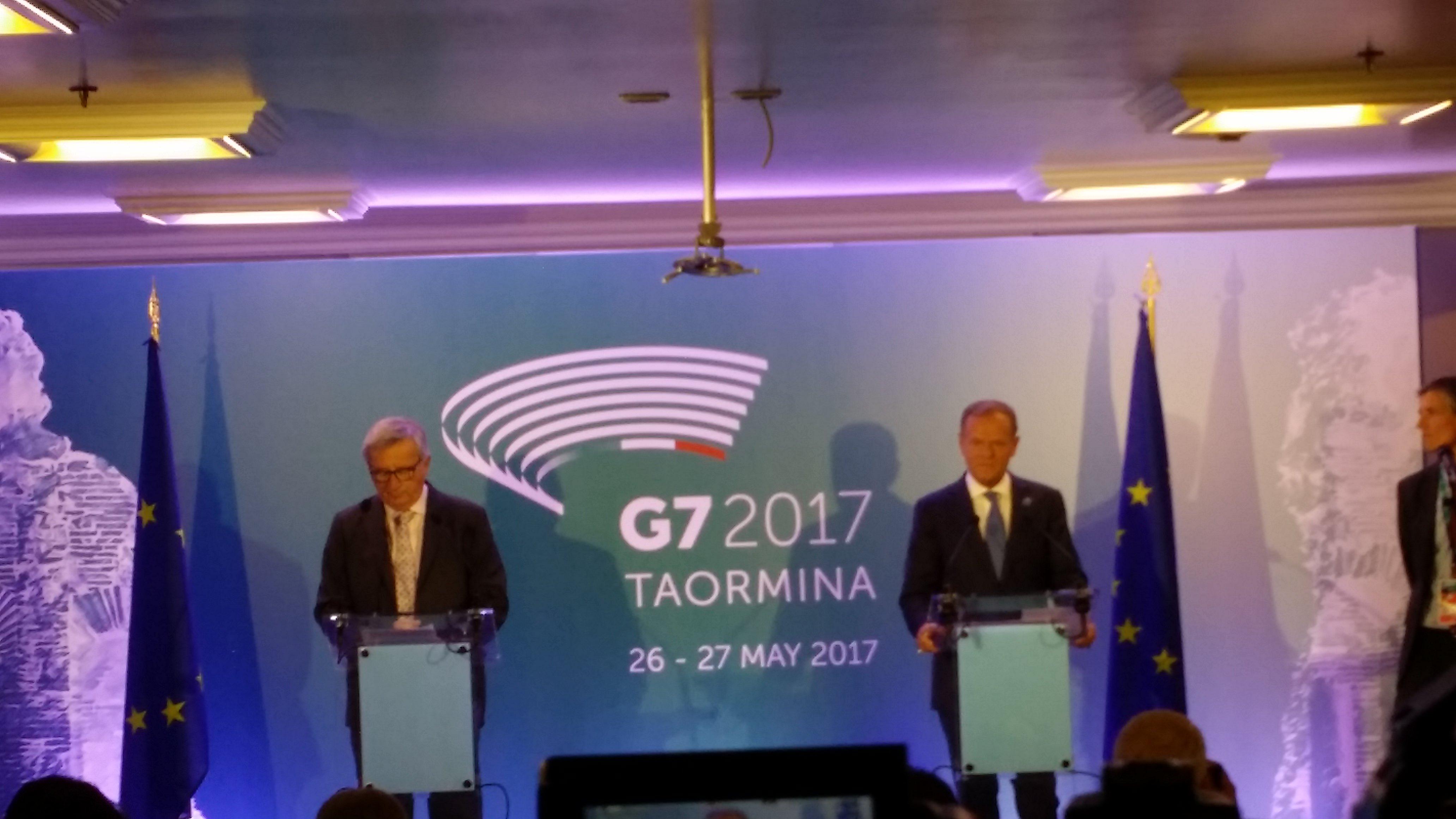 Si apre a Taormina il vertice G7 e non sarà una passeggiata fra leader