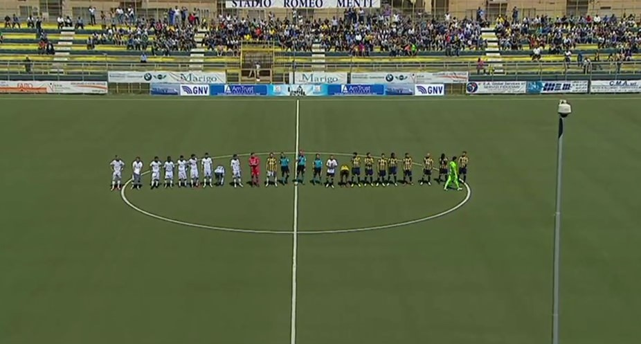 Catania, game over. Fa festa la Juve Stabia