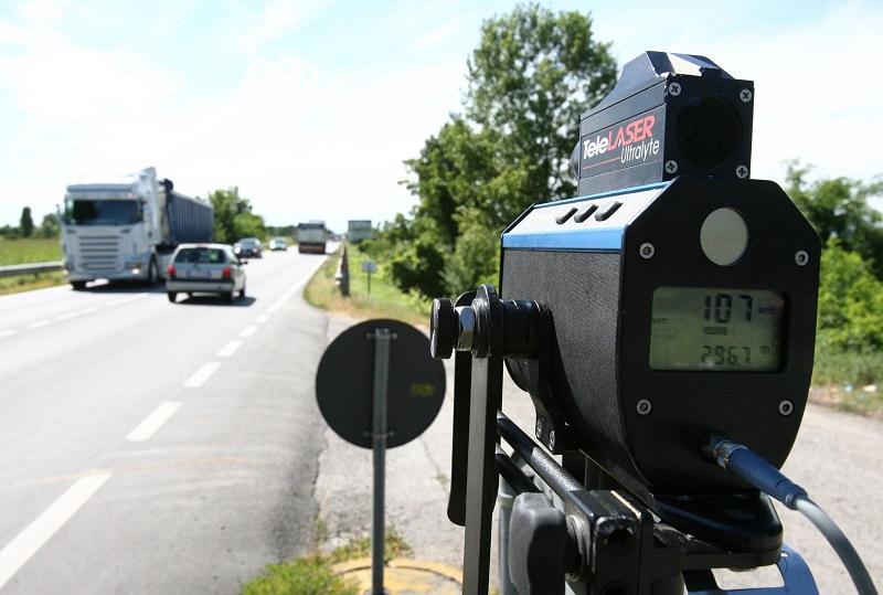 Controllo della velocità con autovelox, da lunedì 28 a sabato 3 ottobre: ecco le strade interessate