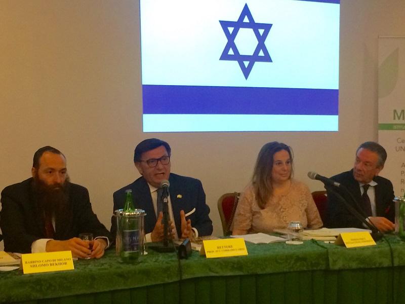 Catania culla di numerose comunità ebraiche: ideale dialogo tra Sicilia ed Israele