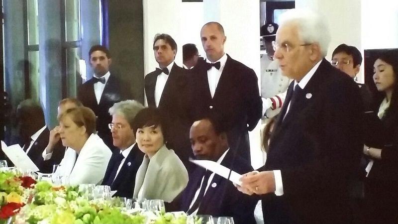 Volata la prima giornata del G7: tutto quello che è successo