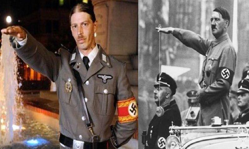 """Neonazista cambia cognome all'anagrafe: """"Sono il nuovo Hitler"""""""