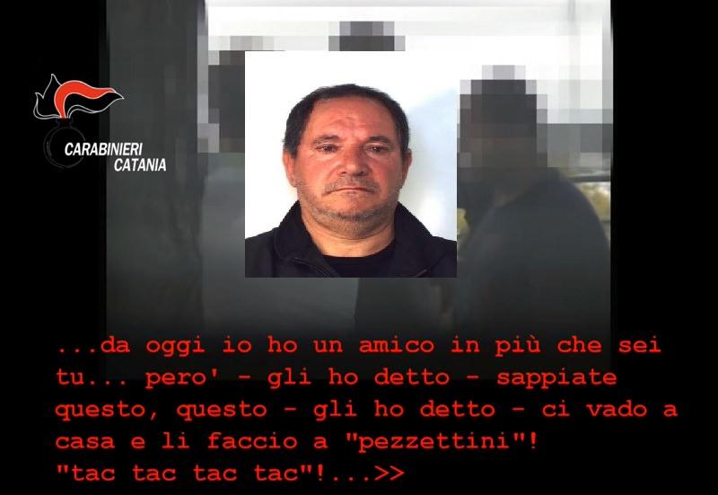 """""""Li faccio a pezzettini"""", Carmelo Navarria: l'identikit del cruento boss di Belpasso"""