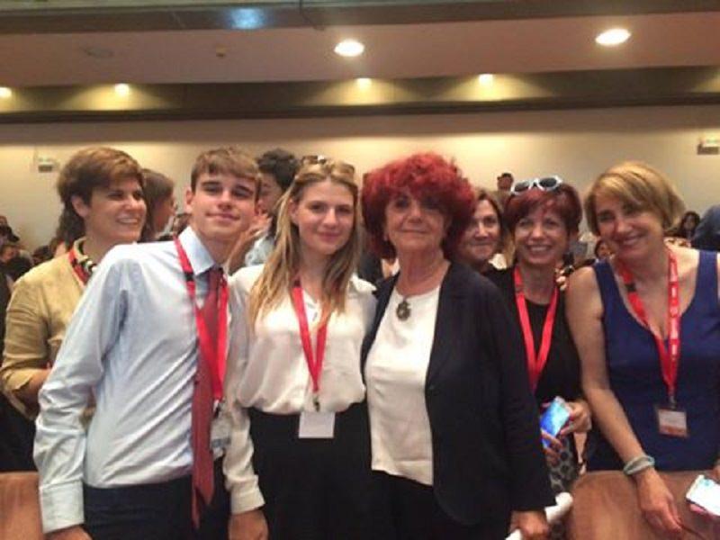 Young 7, il G7 delle scuole a Catania: la Ministra dell'Istruzione apre i lavori