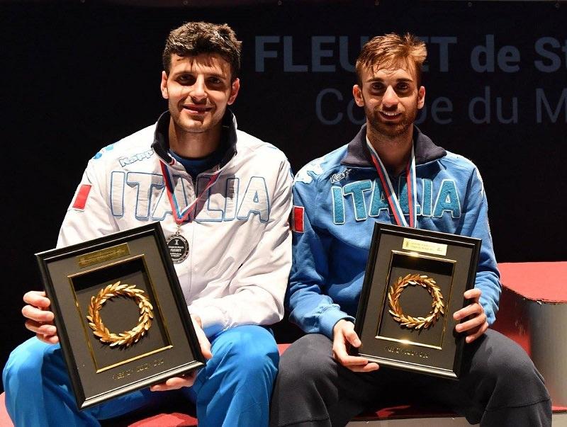Ancora una vittoria per l'acese Daniele Garozzo: medaglia d'oro a San Pietroburgo