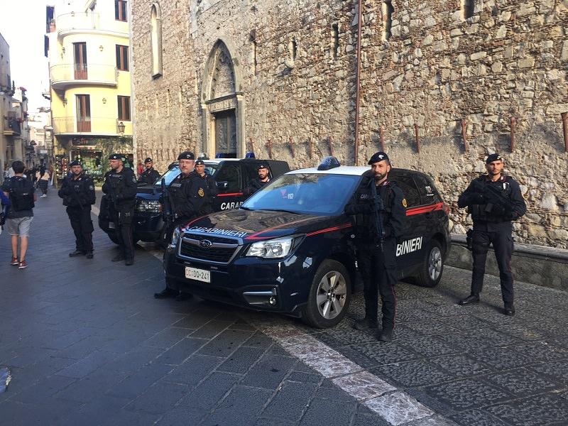 G7, aumentano controlli antiterrorismo: presenti a Taormina le Sos