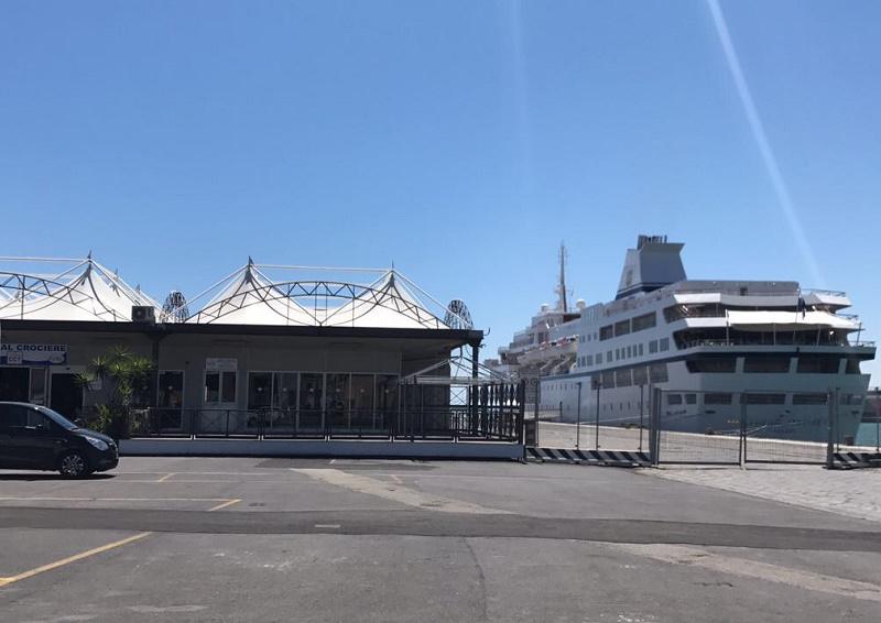 Catania: porto aperto ai crocieristi