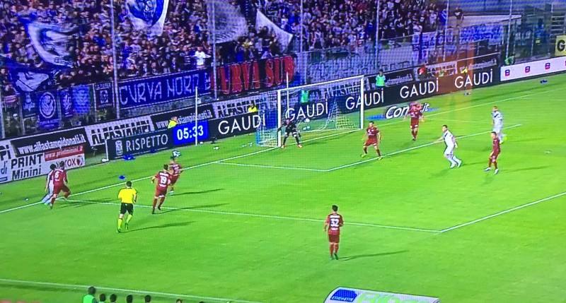 Trapani, fine della corsa: sconfitta a Brescia e retrocessione in Lega Pro