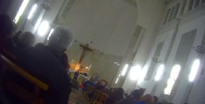 """Esorcismo in prima serata: """"Le Iene"""" ci portano a Biancavilla"""