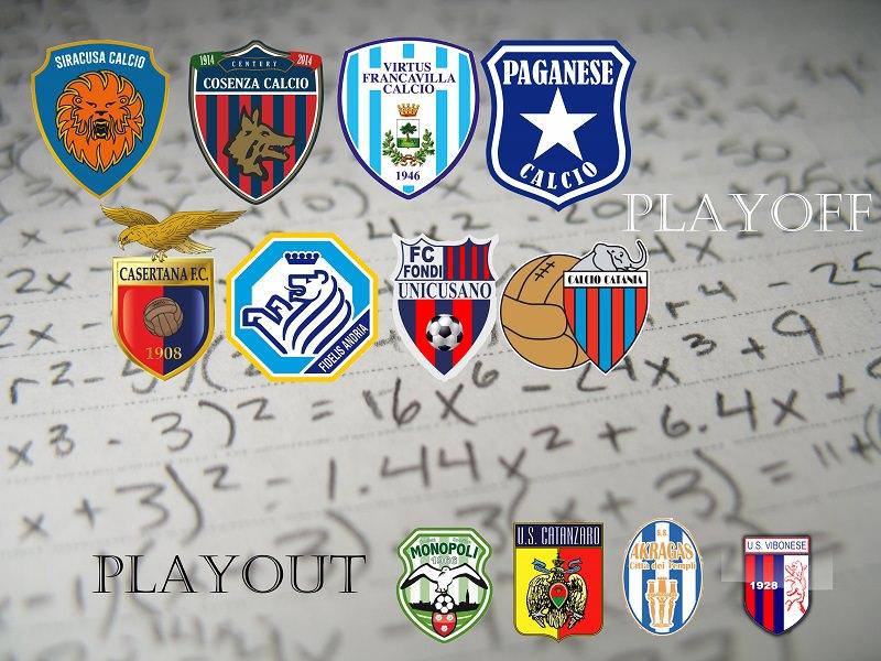 Lega Pro, via ai calcoli: Akragas quasi condannato, Siracusa-Catania ai playoff?
