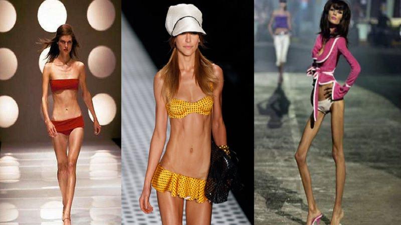 Stop alle modelle anoressiche: legge impone il certificato medico per posare e sfilare