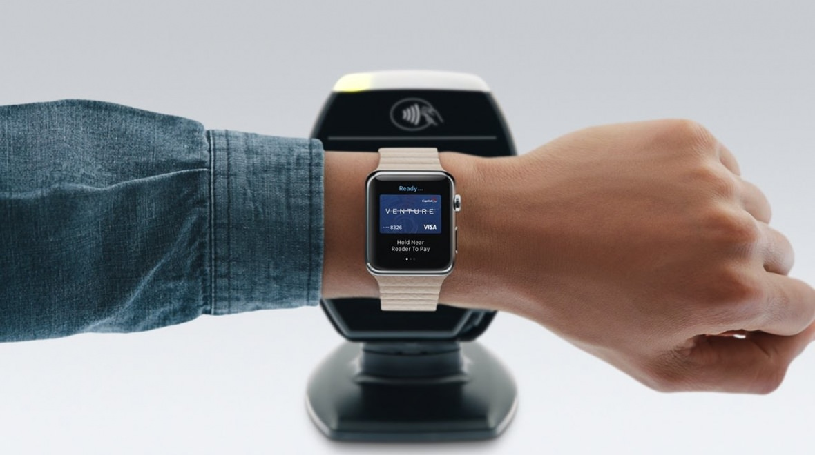 Contanti? Addio! Arriva Apple Pay
