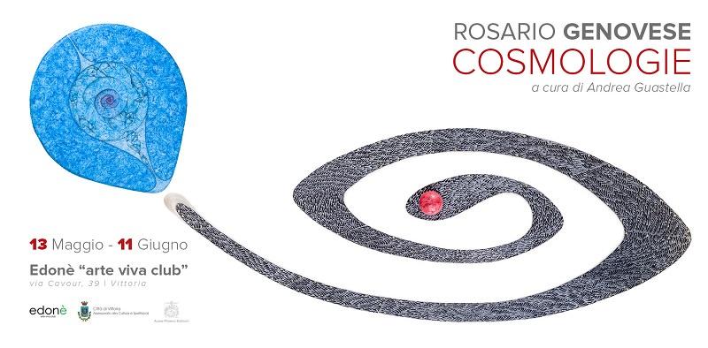"""""""Cosmologie"""", mostra di Rosario Genovese a Vittoria"""