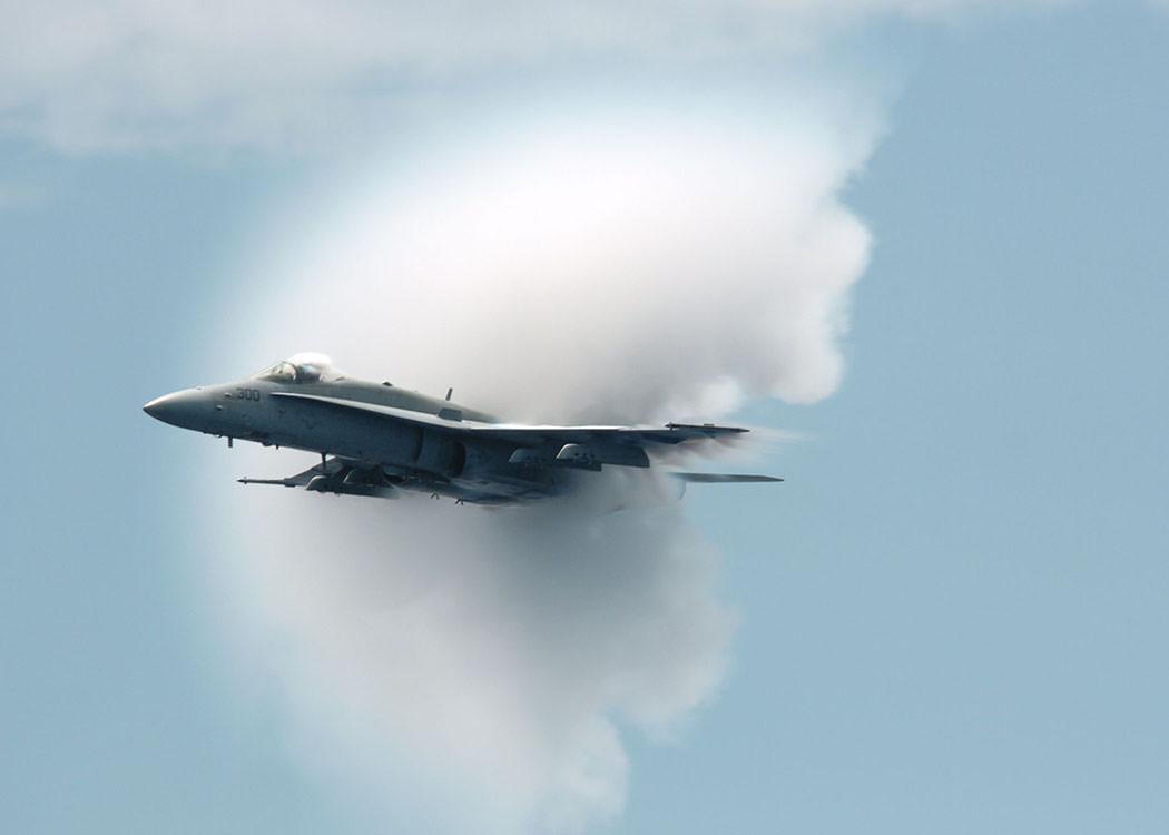 Terribili boati nel Ragusano, aerei sfondano barriera del suono