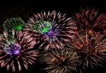Fuochi d'artificio in piazza Europa per festeggiare compleanno: denunciato 28enne catanese
