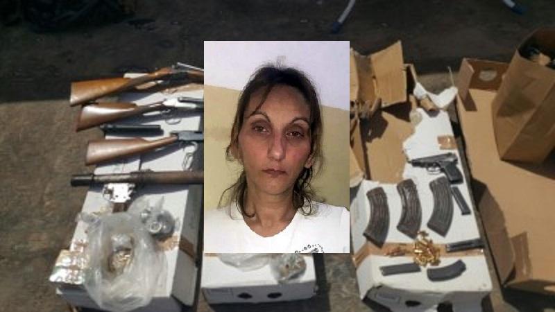Scoperto tesoro di armi illegali tra San Cristoforo e Librino: un arresto