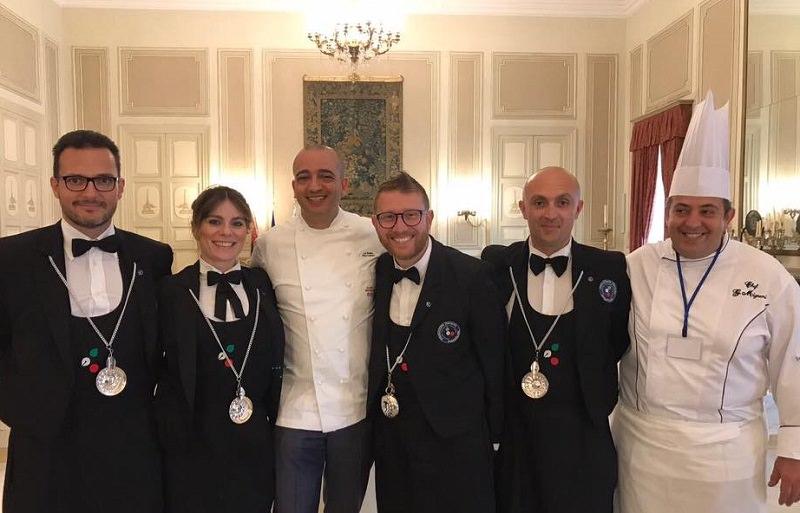 Cuttaia-Mignemi: gli chef siciliani che hanno entusiasmato le Ladies