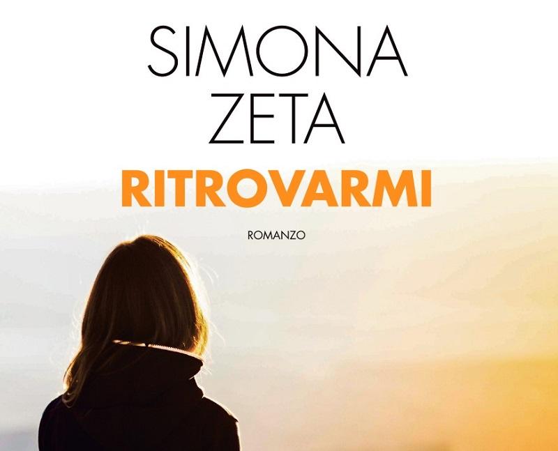 """Simona Zeta è """"Ritrovarmi"""", una vita tra le pagine"""