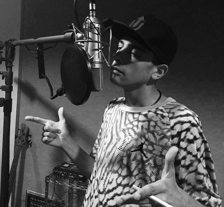 Spika, giovane scoperta del rap, in finale a Castrocaro