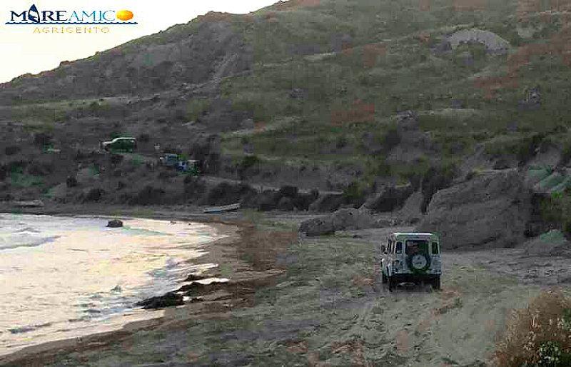 Fuoristradisti deturpano spiagge agrigentine: MareAmico denuncia su facebook