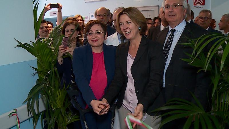 Nato a Messina il Registro siciliano per la sclerosi multipla. Presente il ministro Lorenzin
