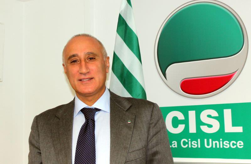 Cisl, Mimmo Milazzo rieletto leader regionale