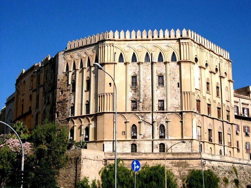 Continua la visita di Maria Elisabetta Caselli in Sicilia: presidente del Senato a Palazzo dei Normanni