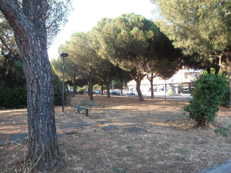 """Parco """"Don Giuseppe Zammataro"""" nel degrado. """"Serve una manutenzione costante"""""""