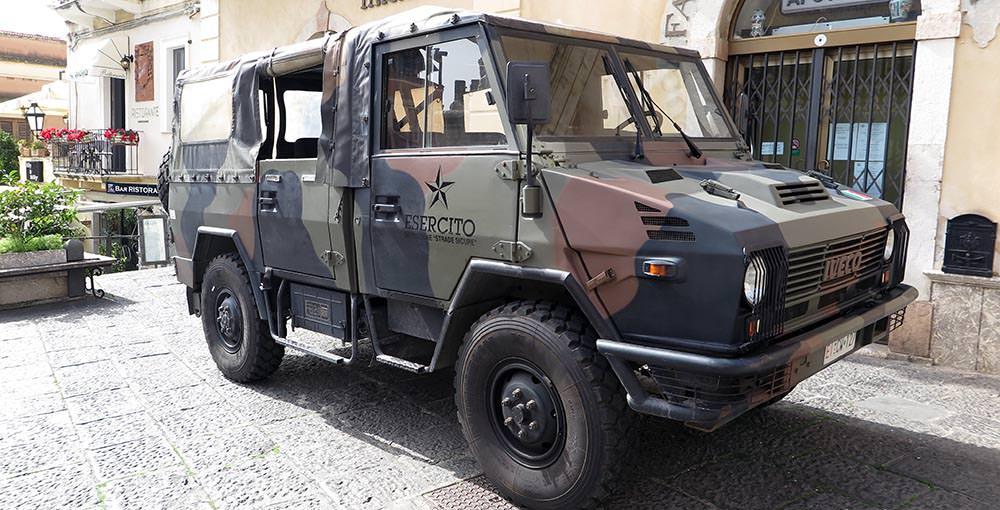 Taormina blindata: spese da capogiro per i 10 mila militari al G7