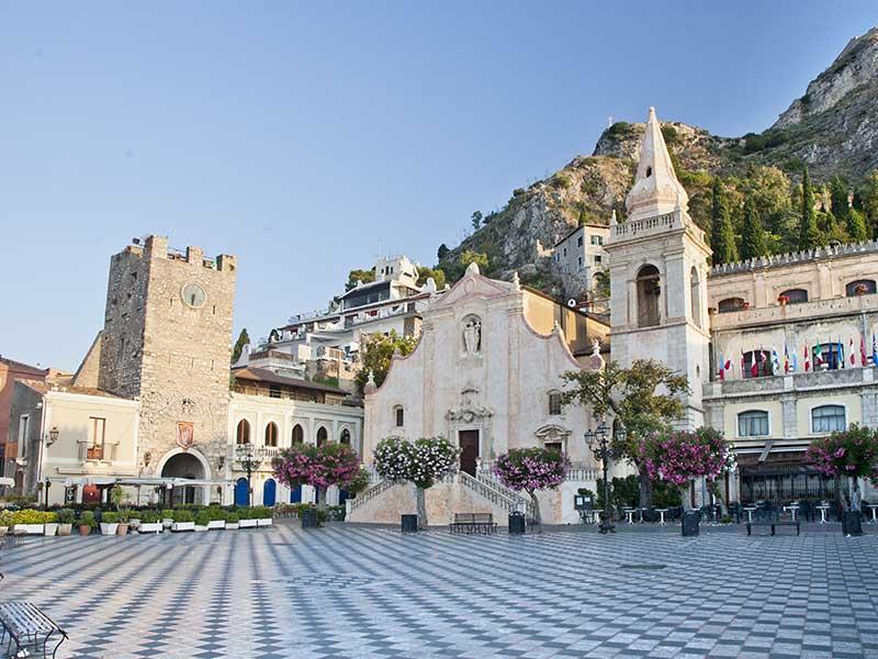 Ora Taormina può tornare alla sua quotidianità