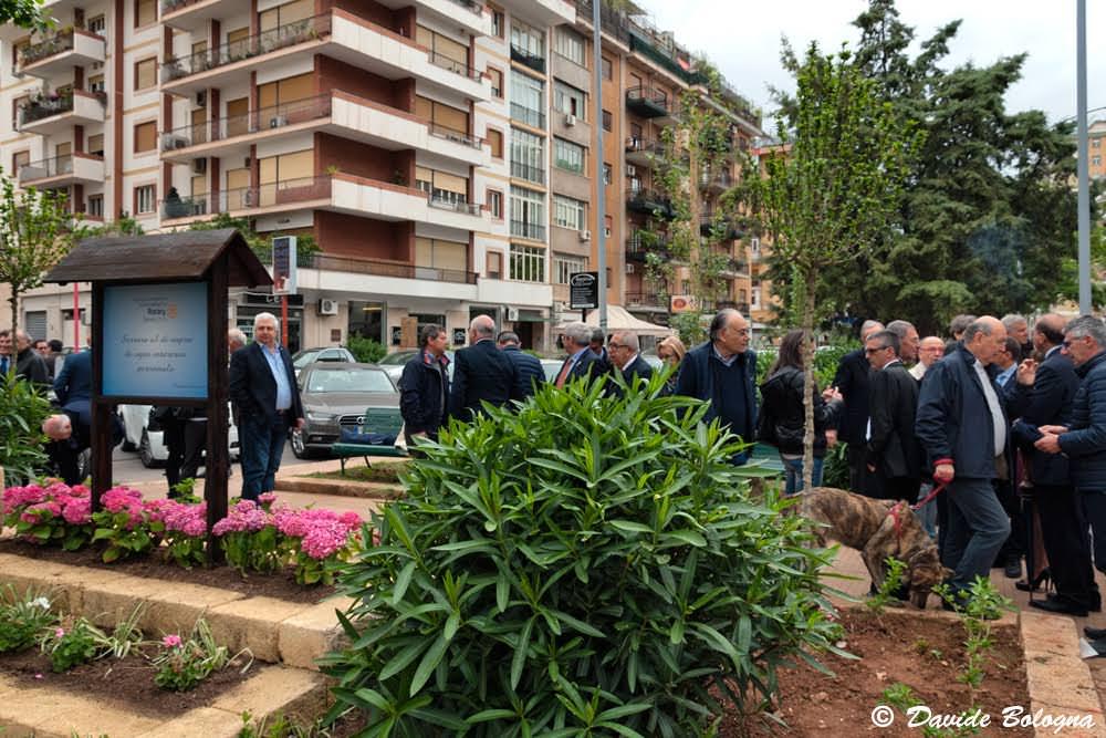 Palermo, riqualificata la villetta intitolata al fondatore del Rotary