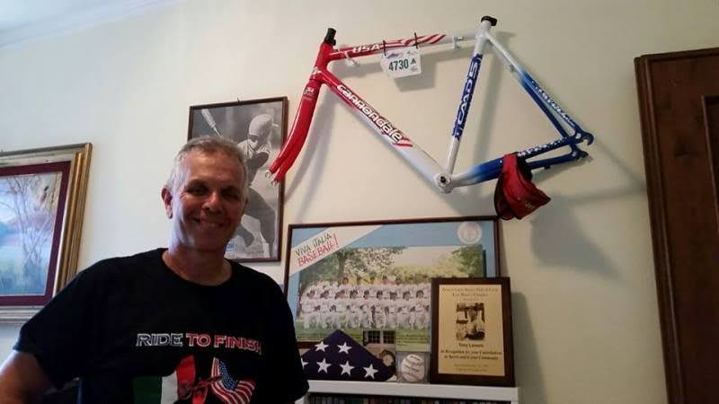 Solarino-Nettuno: 1080 km in bicicletta e non sentirseli. Tony Lonero ci racconta il suo viaggio verso la solidarietà