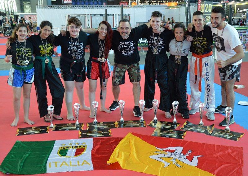 "Team Sicilia di Belluardo ""vola"" nei Campionati Italiani"