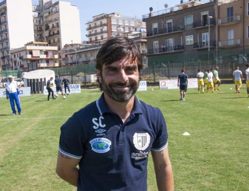 """Seby Catania a NewSicilia: """"La Leonzio farà bene in C. Rigoli il tecnico giusto"""""""