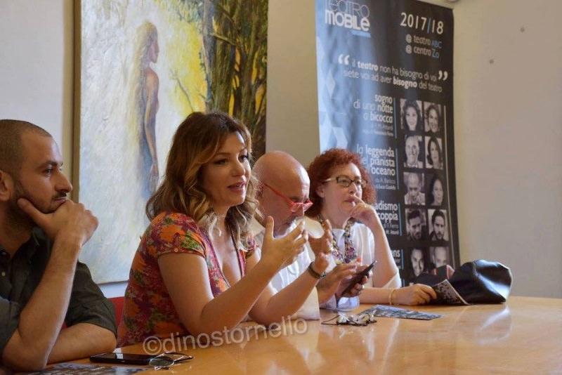 Catania, presentata la seconda stagione di Teatro Mobile