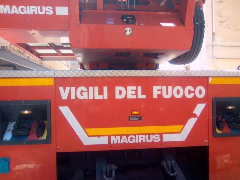 Pompiere positivo, scattano procedure di sicurezza: colleghi in isolamento, mezzi e uffici sanificati