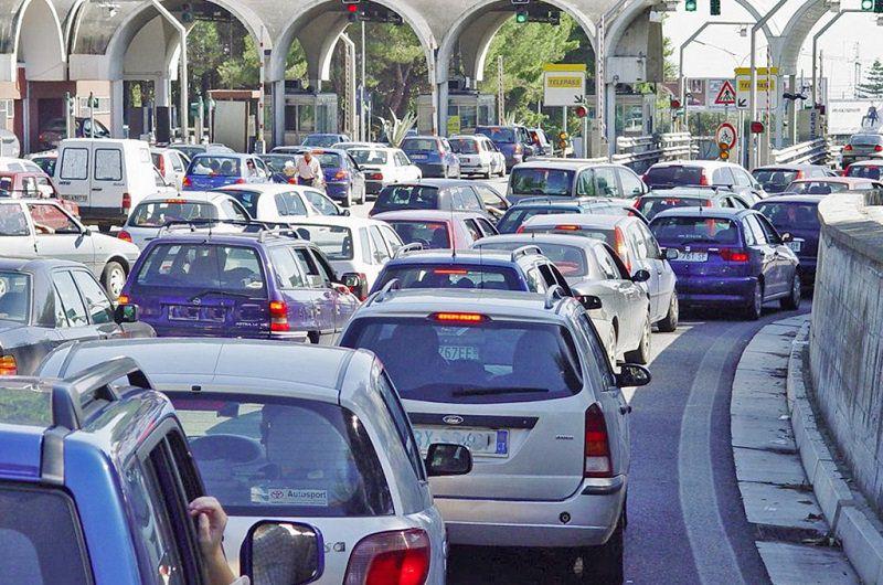 A18, chiuso il casello d'ingresso in direzione Catania per un incidente