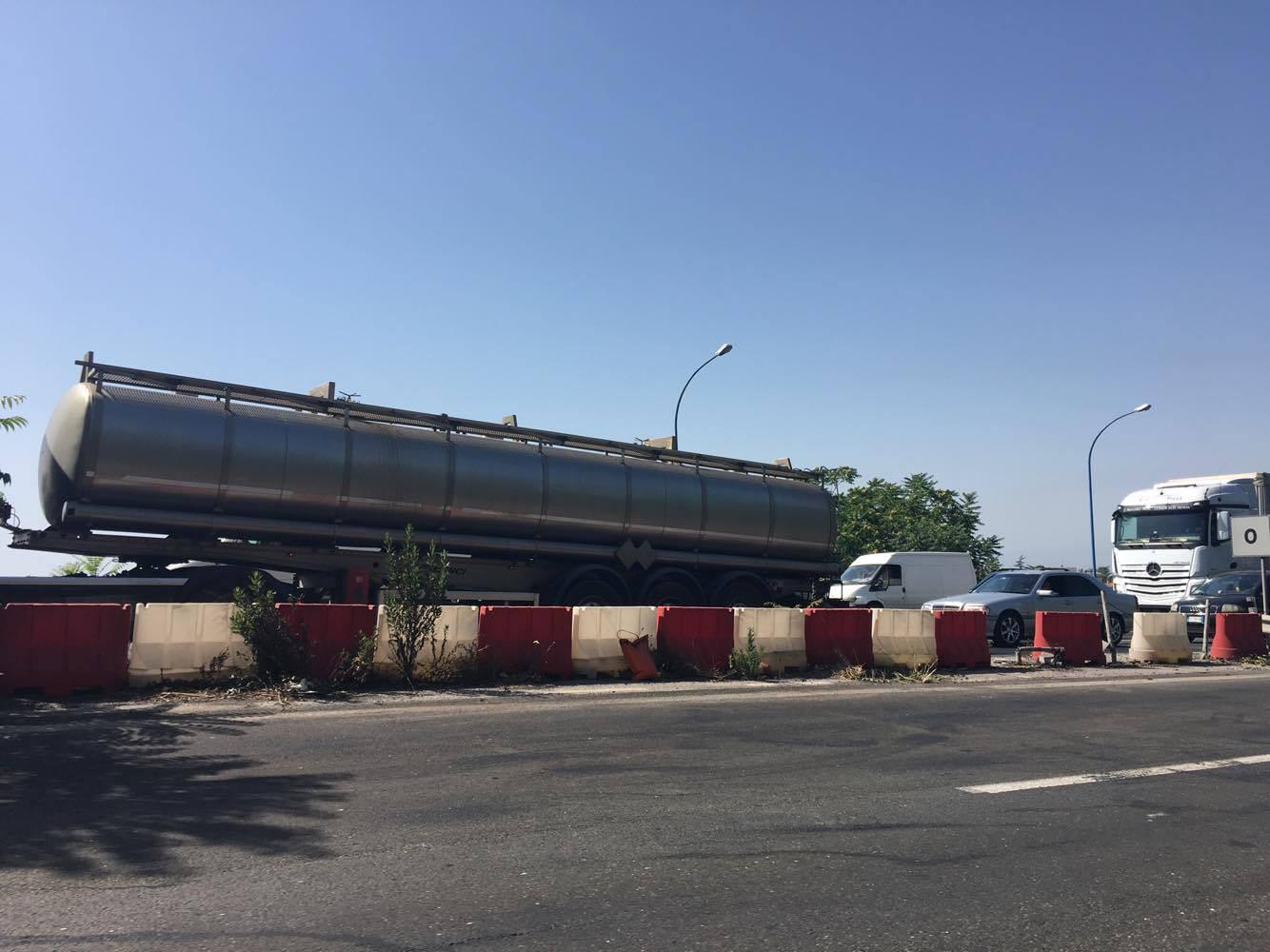 Nuovi lavori sulla Tangenziale Ovest: percorsi deviati per agevolare i lavori