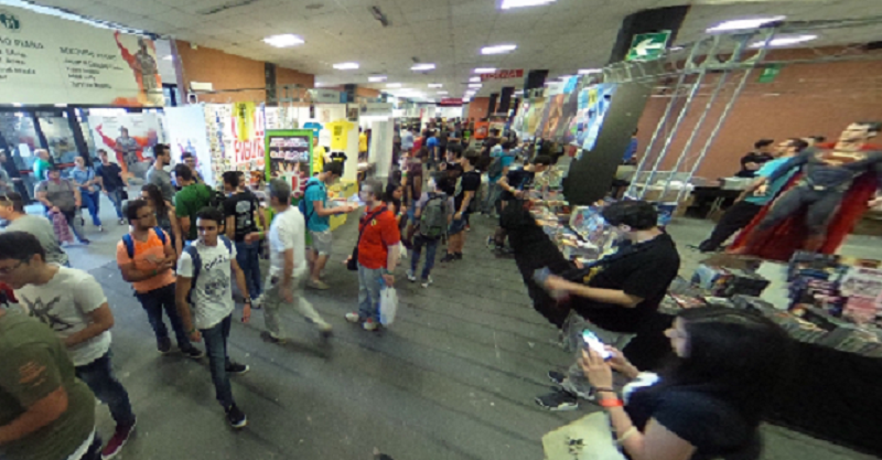 Etna Comics a 360°, le inedite FOTO della prima giornata del festival del fumetto