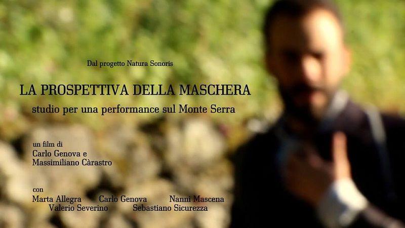 """""""La Prospettiva della Maschera"""", il documentario del progetto Natura Sonoris al Multisala Recupero di Catania"""