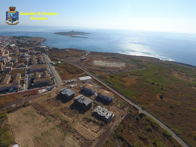 Operazione Capo Passero: sequestrata area residenziale di 33mila metri quadrati. IL VIDEO