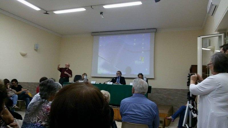 """Presentazione del libro di Salvatore Resca """"Patto per Catania"""""""