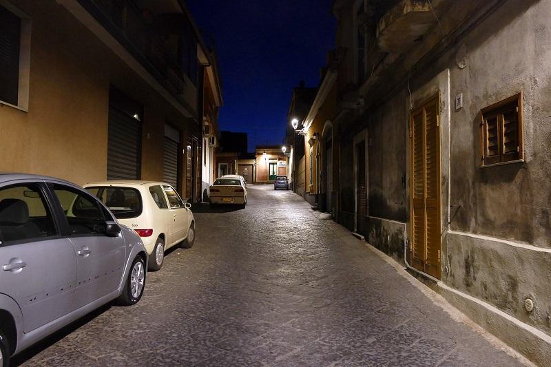 """Viagrande, installati oltre 500 corpi illuminanti a led. Sindaco Leonardi: """"Maggiore sicurezza per i cittadini"""""""
