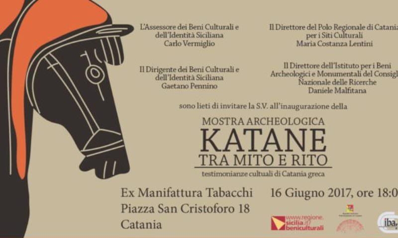 Catania, l'ex Manifattura Tabacchi rivive con una mostra archeologica