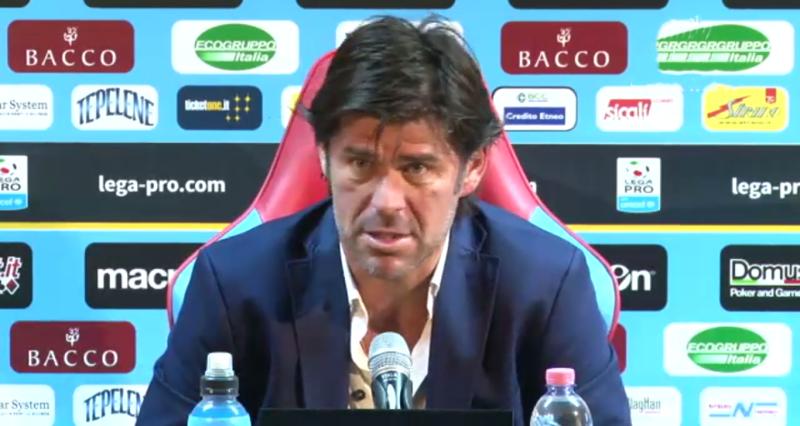 """Sottil: """"A Siracusa ho dato il massimo, ora voglio vincere. Mi piacerebbe allenare il Catania"""""""
