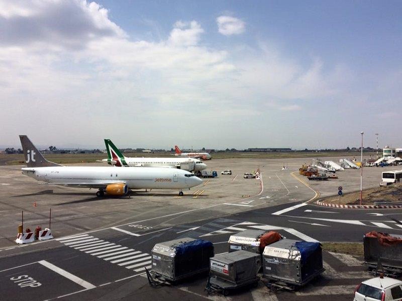 """All'aeroporto Fontanarossa il """"Comitato per l'innovazione tecnologica"""""""