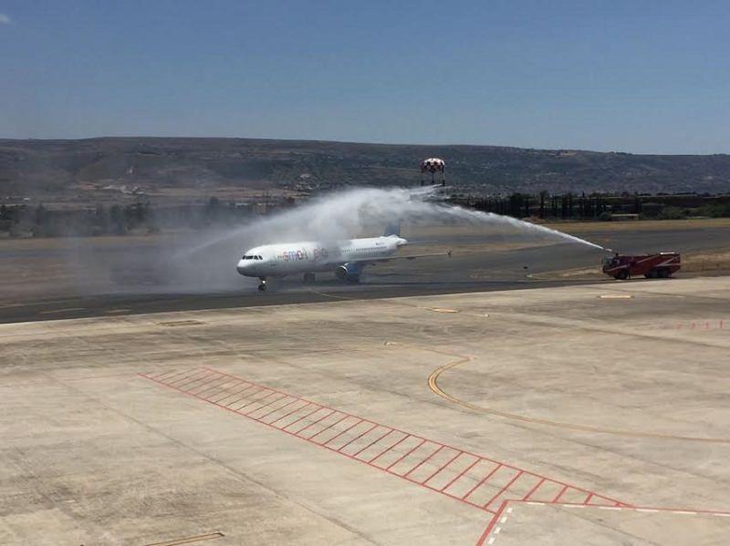 Aeroporto di Comiso, luglio record per i charter: + 52% di passeggeri