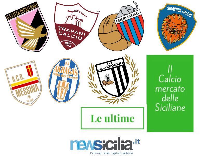 Mercato, Goldaniga via da Palermo e Ripa è atteso a Catania. Parisi alla Leonzio in prestito